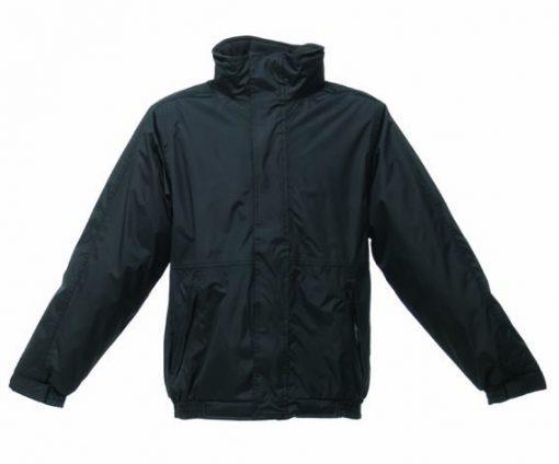 dover jacket black