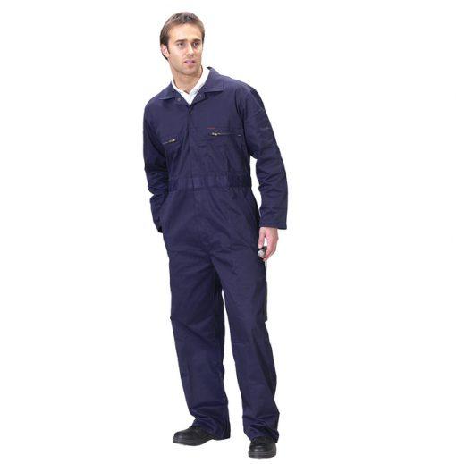 super click boilersuit navy
