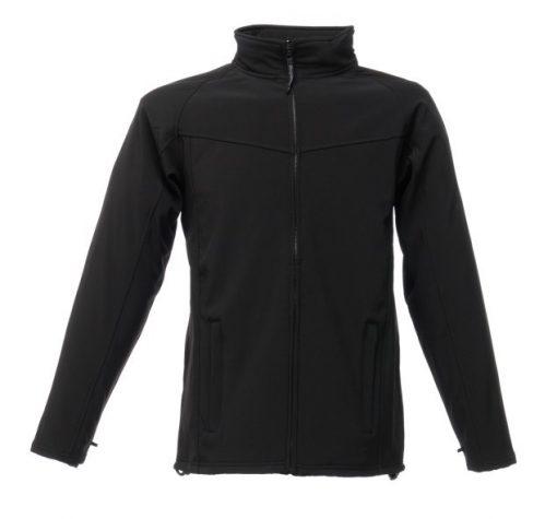uproar jacket black