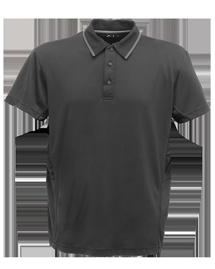 regatta coolweave polo shirt