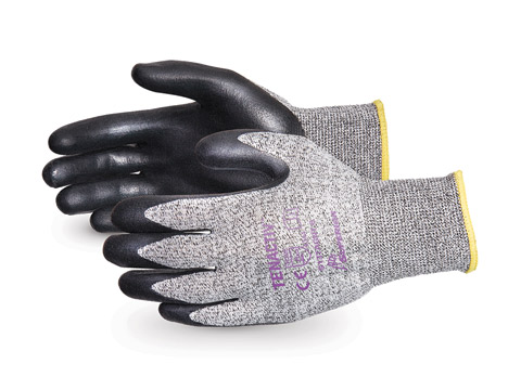 cut resistant glove level 5