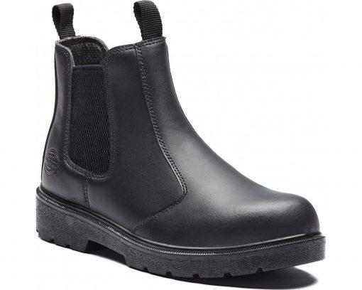 dealer boot fa23345 black