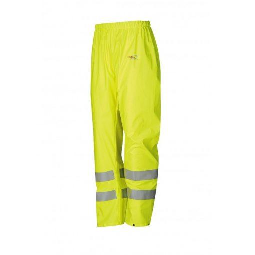 flexothane hi vis bastogne trouser yellow