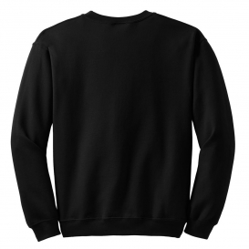 gildan 18000 sweatshirt black
