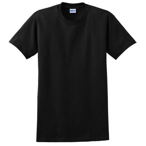 gildan t shirt 2000 black