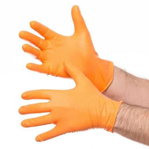 gripster gloves fish scale