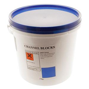 channel blocks