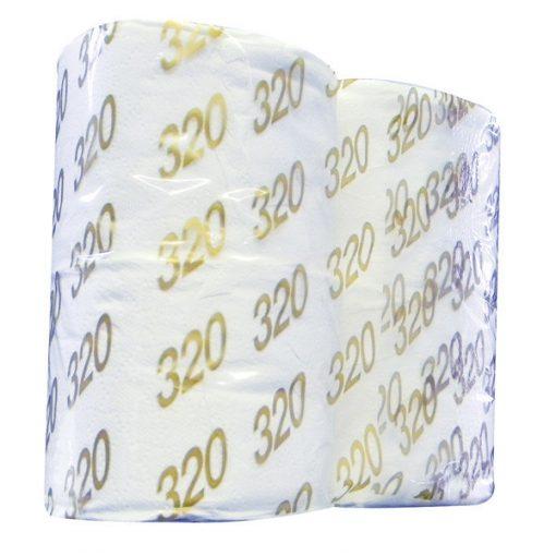 standard toilet roll