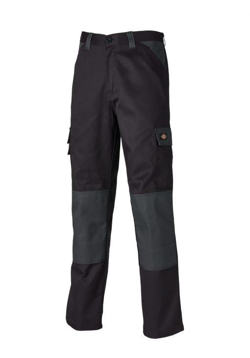 everyday trousers black grey