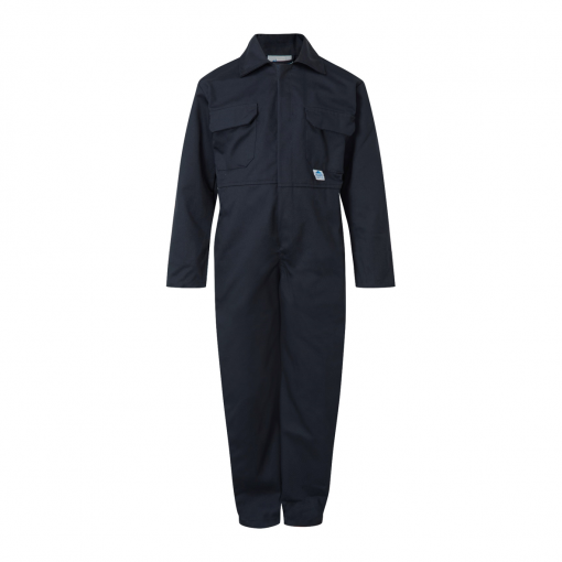 blue castle tearaway junior boilersuit navy