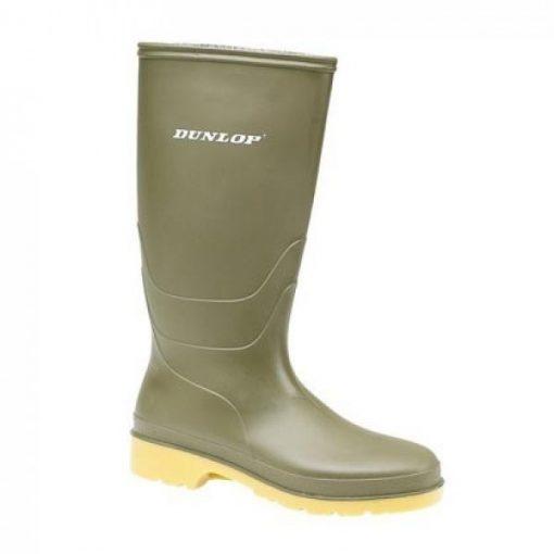 dunlop junior pvc wellington boots