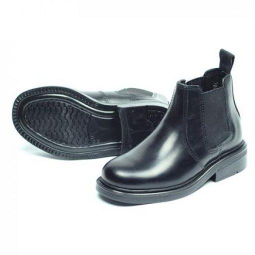 oaktrak walton kids dealer boots black