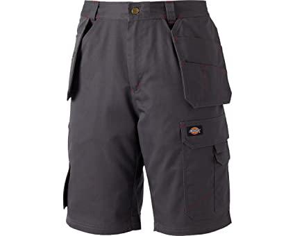 dickies redhawk pro shorts wd802 grey