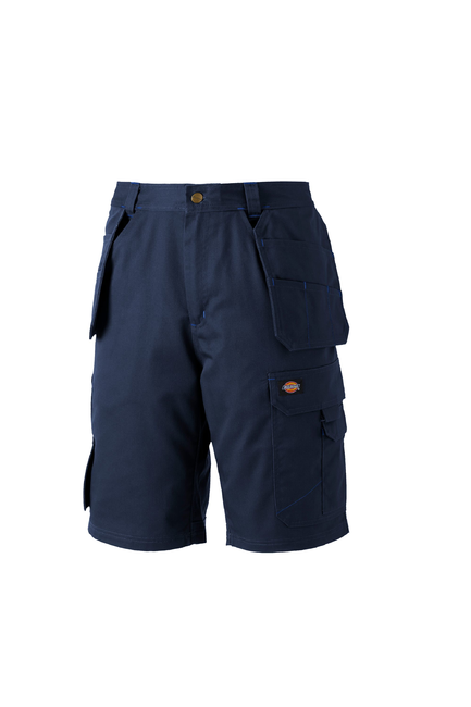 dickies redhawk pro shorts wd802 navy