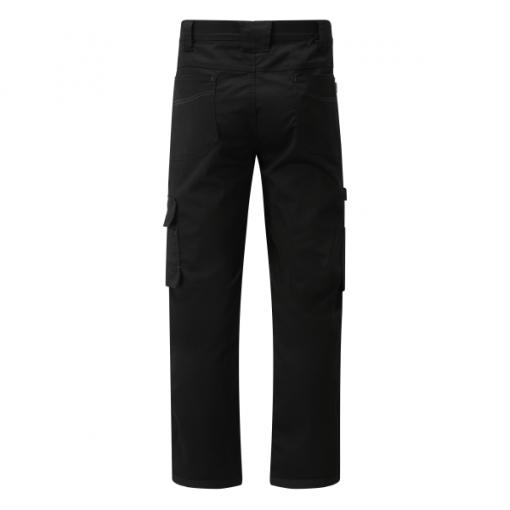 tuffstuff proflex 715 trousers black back