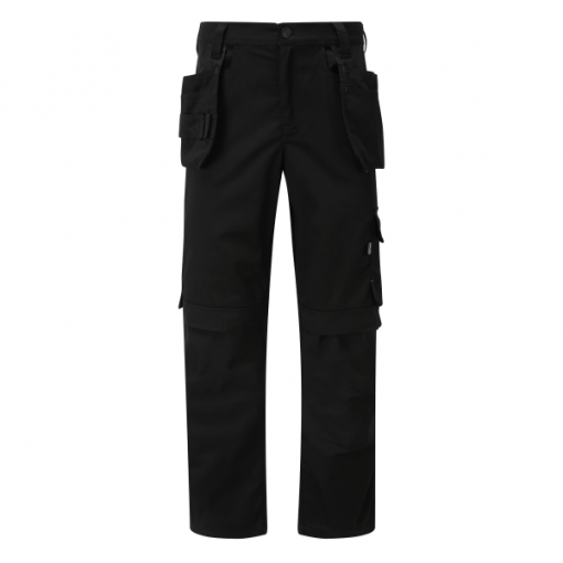 tuffstuff proflex 715 trousers black front