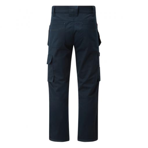 tuffstuff proflex 715 trousers navy back