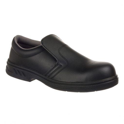 fw81 slip on shoe black