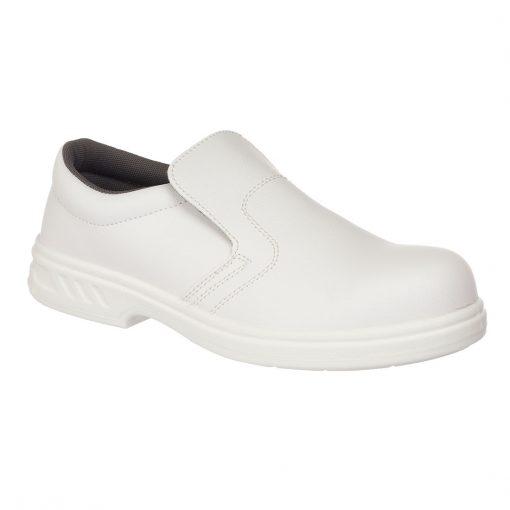 fw81 slip on shoe white